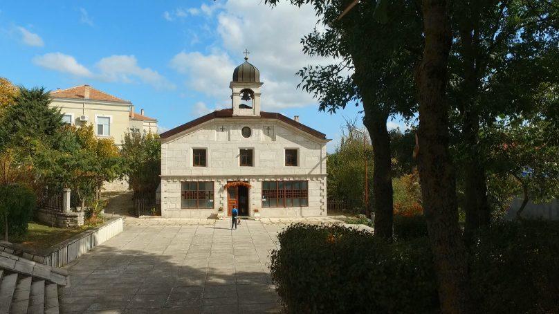 The Assumption of Virgin Mary Church