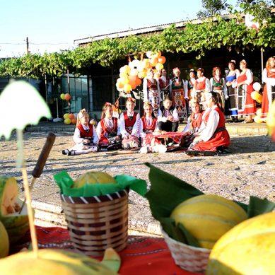 Melon feast