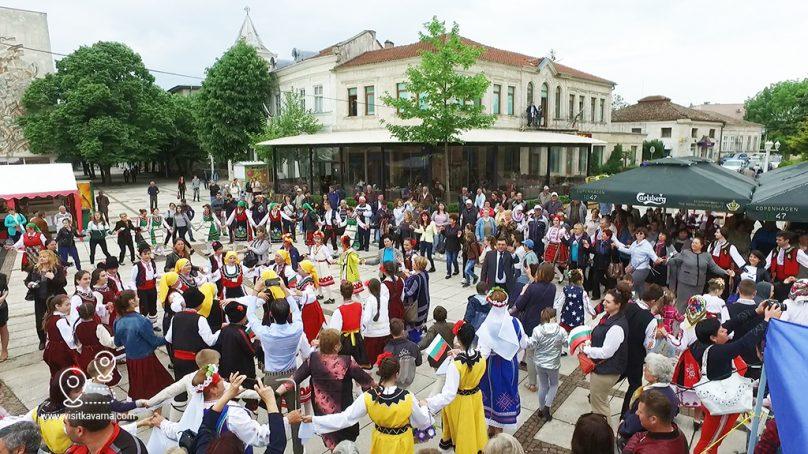 "Fifteenth Bulgarian Youth Folklore Fair ""BULGARIA IN THE HEART"" – KAVARNA-2018"